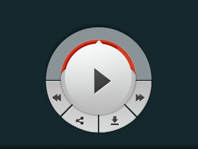 Audio Player player audio play playlist music share download