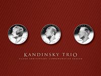 Kandinsky Trio Coins