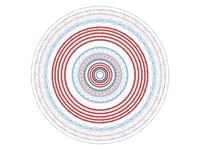Wheel of Stripes