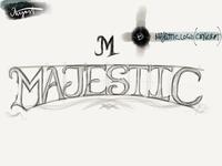 Majestic logo concept