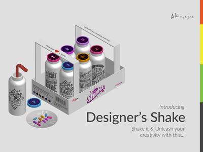 Adobe Designer's Shake