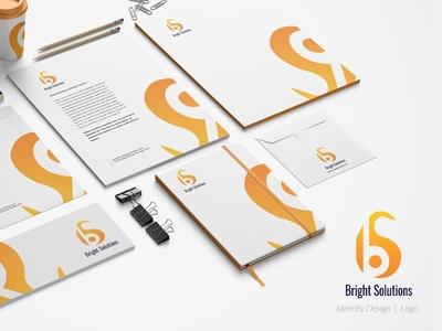Bright Solutions   Identity & Logo