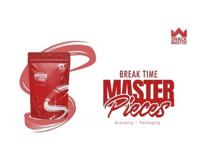 SnackMaster Packaging & Branding
