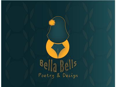 BellaBells wacom adobe illustrator branding logo