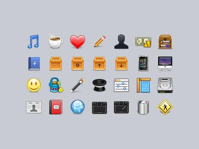 Random Icons pixels icons icon