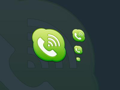Skype skype icon replacement