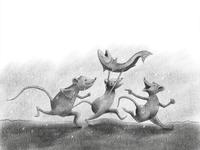 Rats Running