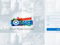 SMC Login Page