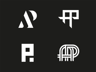 """AP"" monogram exploration"