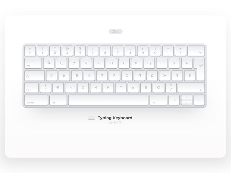 Typing Keyboard S2