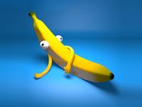 Hey banana