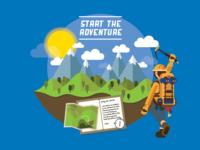 Start The Adventure