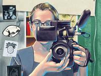 Branding for Film Illustration & Poster WIP