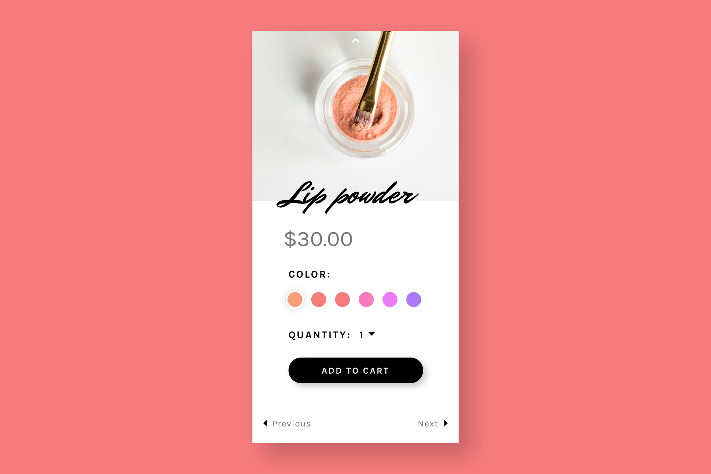 Daily ui 033 mobile