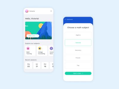 Education Mobile App