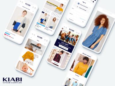 Kiabi E Comm UAE Launch