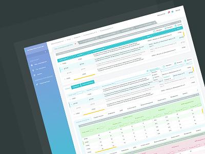 Design of the interface DIT web design site design design interface design