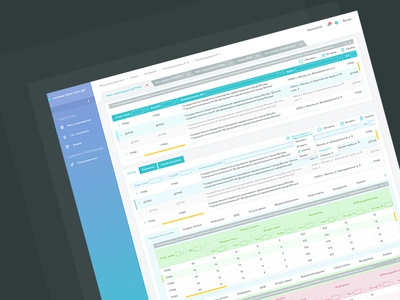 Design of the interface DIT web design site design design interface design