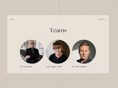 Art Fund. Teams fund art teams geometry webdesign website typography composition design ui