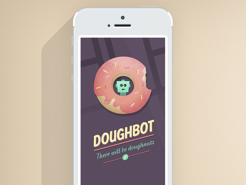 Doughbot dribbble 01