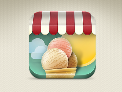 Upcoming app icon