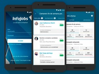 InfoJobs companies app