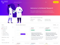 UX  repository of experiments