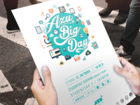Azu Big Day poster