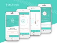 SUNchargie app