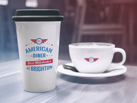 JB's American Diner cups