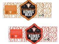 Kombs Mead Labels