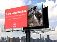 Airbnb Ad Concept