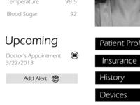 Healthcare iPad App
