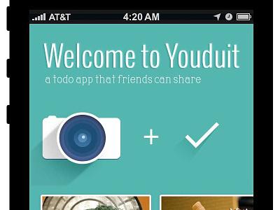 New App!  iphone ios app mobile ui ux san diego