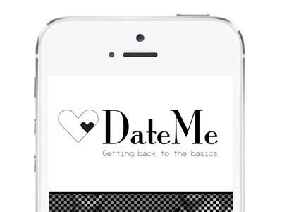 App Branding app mobile dating psychology design ui