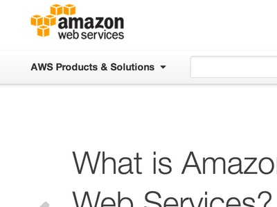 Amazon Home Page Redesign