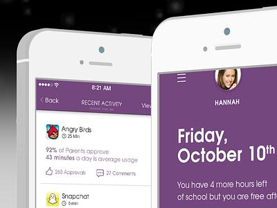 Parental Mobile App mobile mdm management parental control ios apple