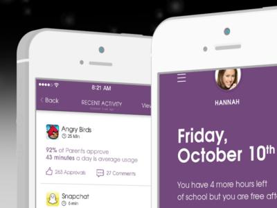 Parental Mobile App