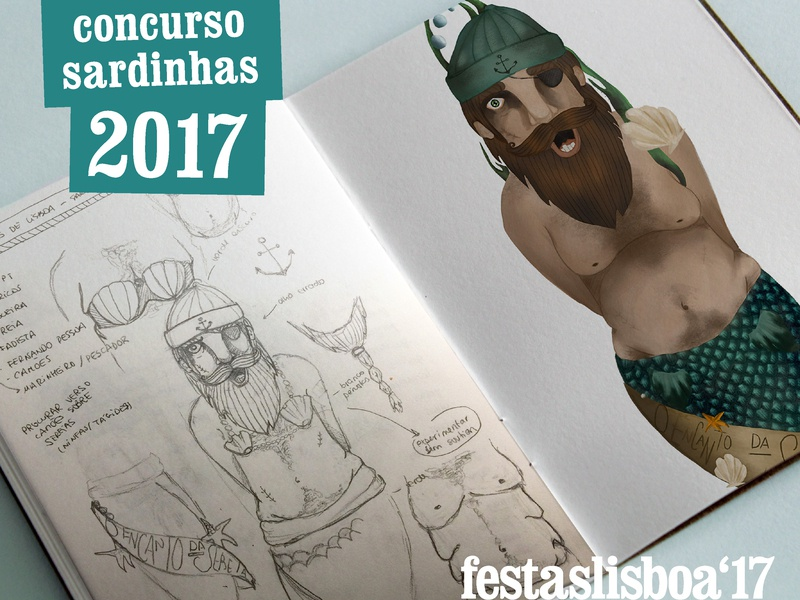 Sardinhas 2017 illustration