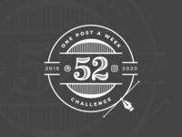 One Post A Week Challenge