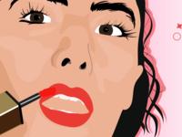 YSL Lipstain