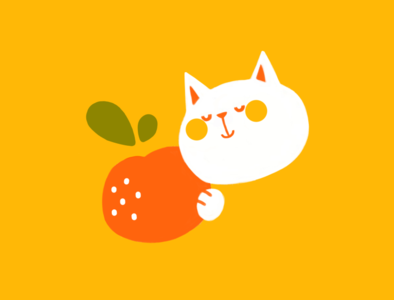 A Cat Named Mikan