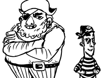 Hic & Hoc character design design illustration