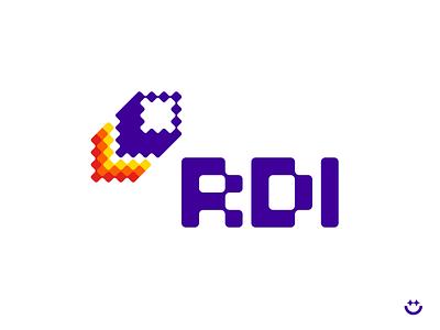 Reality Distortion Ink 🚀 game logo game starup brand identity logo design cube logo branddesign ar mark branding illustration icons design creative symbol logo minimal