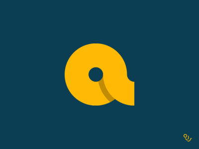 a symbol design logodesign logomark monogram logo a logomaker vector branding monogram font icon design creative mark typography icons type symbol logo minimal