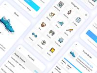 E-Commerce UI App