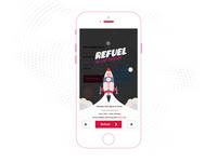 Telecom: Recharge Popup