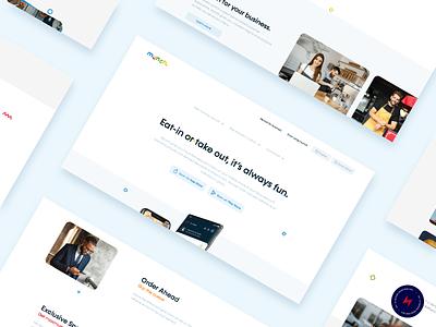 Munch Web - 2 design website web design ux ui