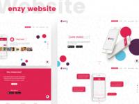 Enzy Website
