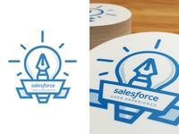 Salesforce UX Stickers